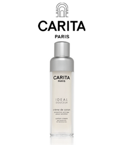 Carita Ideal Douceur Cotton Cream Age Prevention For Sensitive Skin - фото 13225