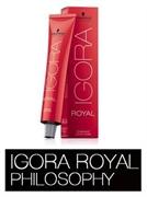 Schwarzkopf Professional Color Igora Royal