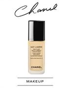 Chanel Mat Lumiere Long-Lasting Soft Matte Sunscreen Makeup Broad Spectrum SPF 15