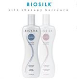 Biosilk Silver Lights Shampoo And Conditioner