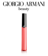 Giorgio Armani Gloss D`Armani High-Definition Color, Combining Shine, Comfort And Lasting Hold