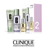 Clinique 3-Step Skin Care Set Skin Type 2 Combination To Dry Skin