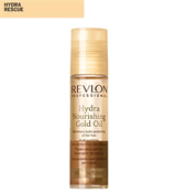 Revlon Professional Interactives Hydra Nourishing Gold Oil