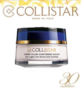 Collistar Special Anti-Age Eye Contour Filler Cream Anti-Wrinkles Anti-Bags Anti-Dark Circles