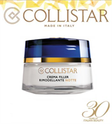 Collistar Special Anti-Age Reshaping Filler Night Cream Regenerating Recompacting Repairing