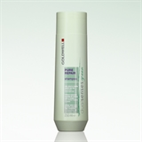 Goldwell Dualsenses Green Pure Repair Sulfate-Free Shampoo For Stressed Or Damaged Hair