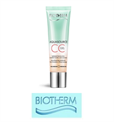 Biotherm Aquasource CC Gel Medium Skin Color Correcting Deep Moisturizer Without Coverage
