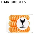HH Simonsen Hair Bobbles 3-Pack Orange