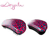 Dessata Leopard Print Detangling Brush