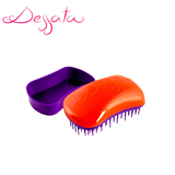Dessata Orange-Purple Detangling Brush