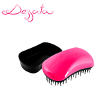 Dessata Fuchsia-Black Detangling Brush
