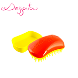 Dessata Orange-Yellow Detangling Brush