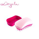 Dessata Pink-Fuchsia Detangling Brush