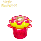 Tangle Teezer Magic Flowerpot Princess Pink Hairbrush