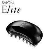 Tangle Teezer Salon Elite Professional Black Detangling Hairbrush Wet & Dry