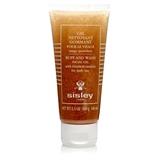 Sisley Gel Nettoyant Gommant Buff and Wash Botanical Facial Gel