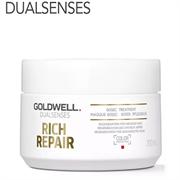 Goldwell Dualsenses Rich Repair 60 Sec Treatment