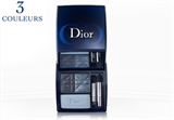 Dior 3 Couleurs Smoky Palettes
