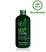 Paul Mitchell Tea Tree Lemon Sage Thickening Shampoo Energizing Body Builder